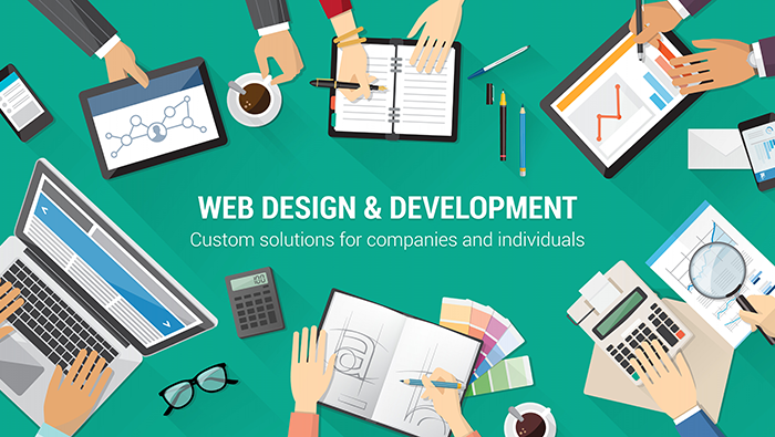 full-service web development company serving Massachusetts