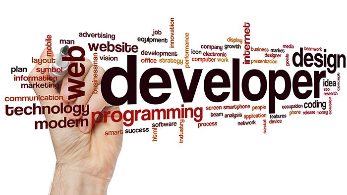 web developer in ma