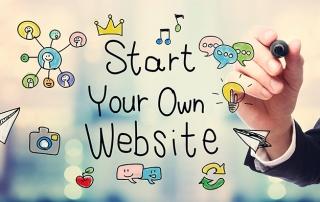Ineffective Website Designs